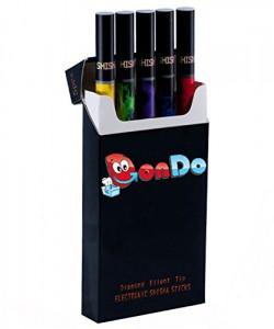 E-Shisha Test Dondo Liquid mit Nikotin